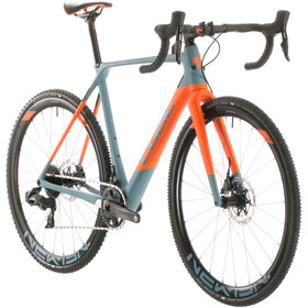 Cube Cross Race C:62 SLT blue grey/orange